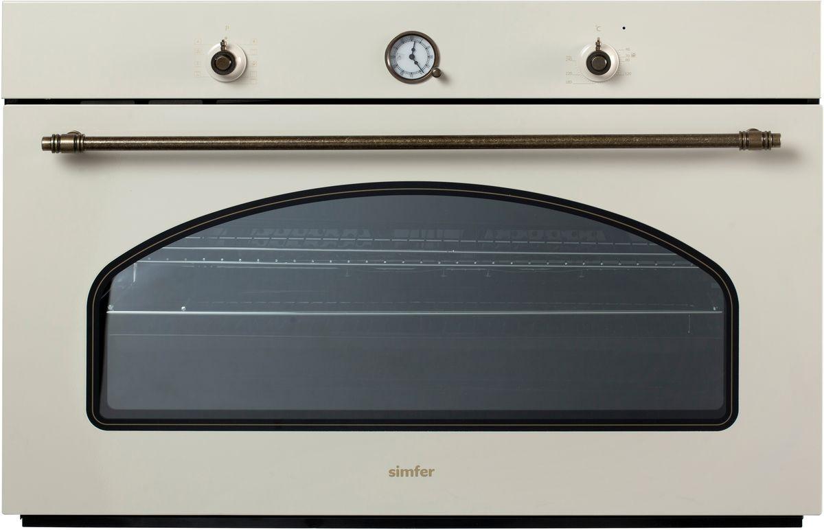 Духовой шкаф Simfer, B9EO79017, электрический, встраиваемый, бежевый salzburg зальцбург city pocket the big five