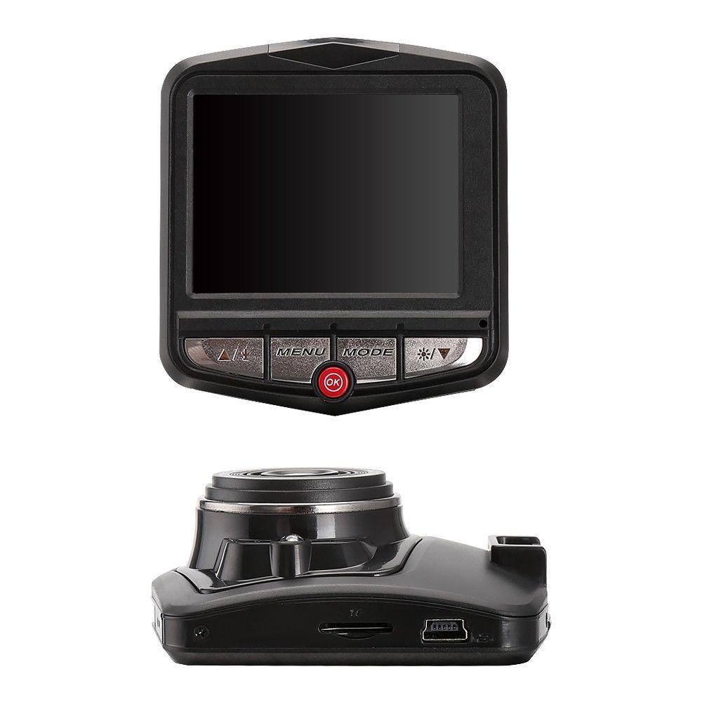 Видеорегистратор No Name Автомобильный DVR 1080P, черный автомобильный видеорегистратор dvr 2 4 hd 1080p g 120