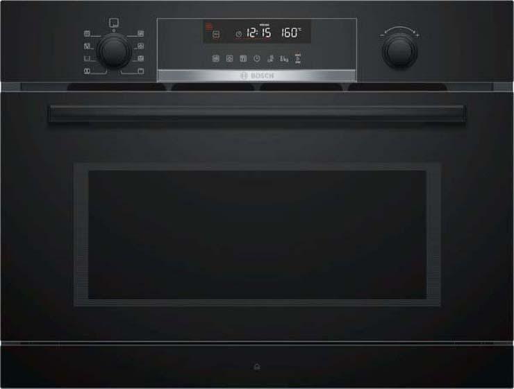 Встраиваемая микроволновая печь с функцией пара Bosch CPA565GB0