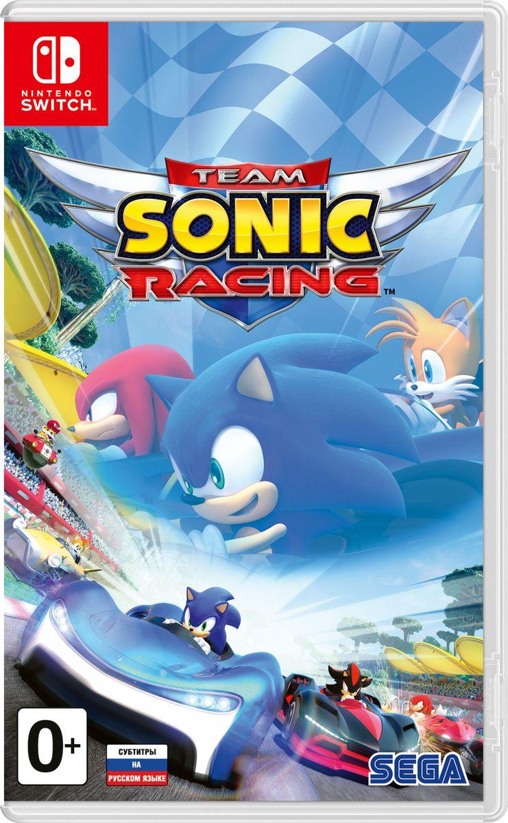 Team Sonic Racing (Nintendo Switch, русские субтитры)