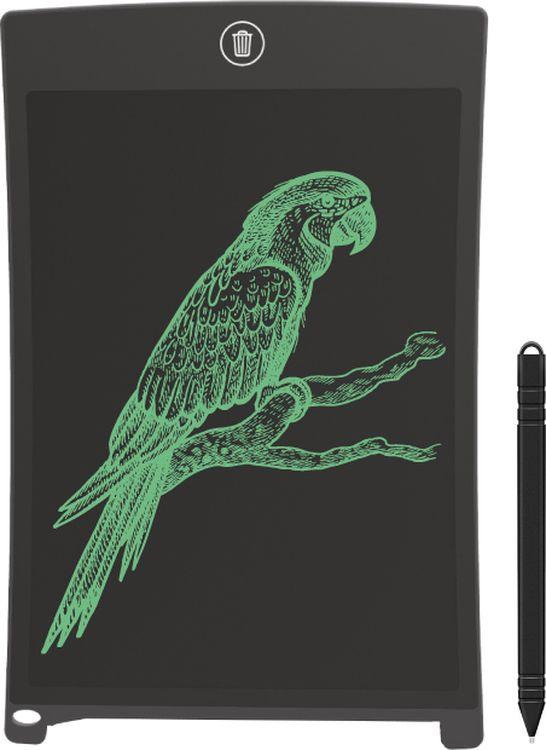 Графический планшет Rexant H8S, 70-5001, черный планшет 12 дюймов цена