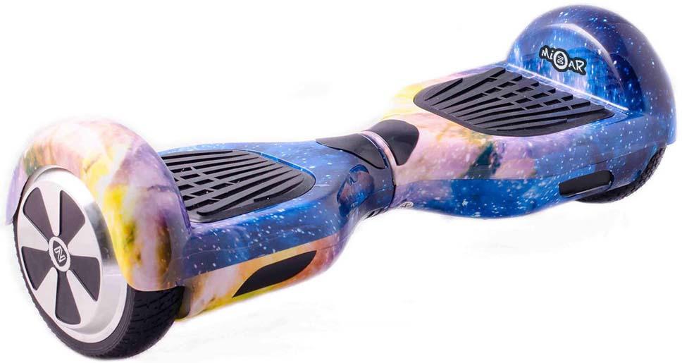 Гироскутер Mizar 6, MZ6SE, синий гироскутер 6 дюймов