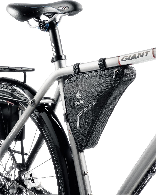 Велосумка под раму Deuter Front Triangle Bag, 3290417_7000, черный, 36 х 13 х 5 см