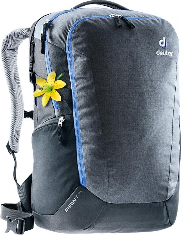Рюкзак Deuter Gigant SL, 3823118_4701, черный, 50 х 30 х 10 см цена