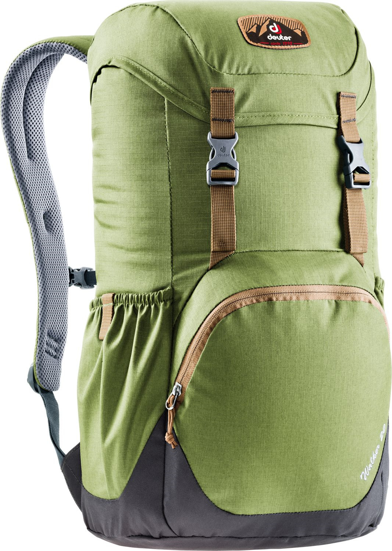 Рюкзак Deuter Walker, 3810617_2443, оранжевый, 48 х 28 х 21 см цена и фото