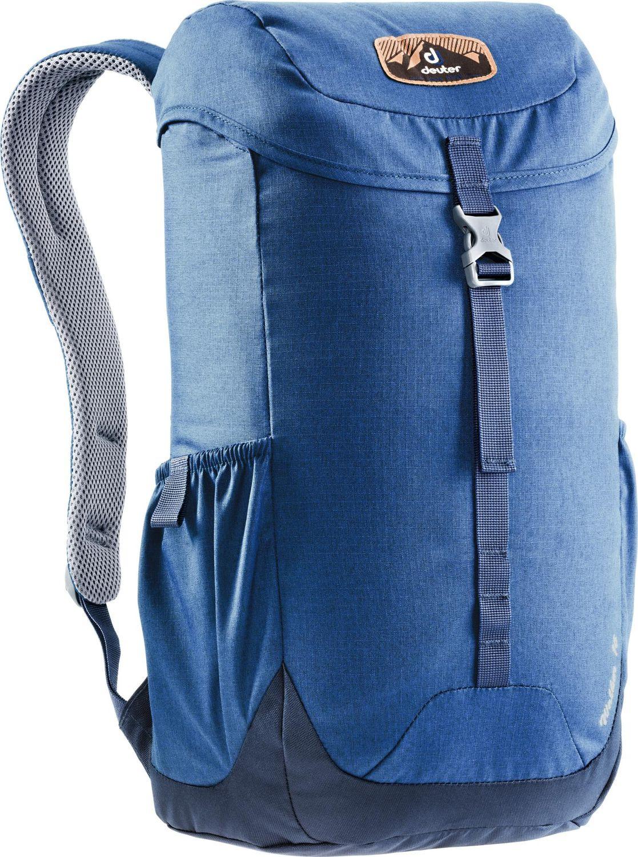 Рюкзак Deuter Walker, 3810517_3130, синий, 46 х 26 х 19 см цена и фото