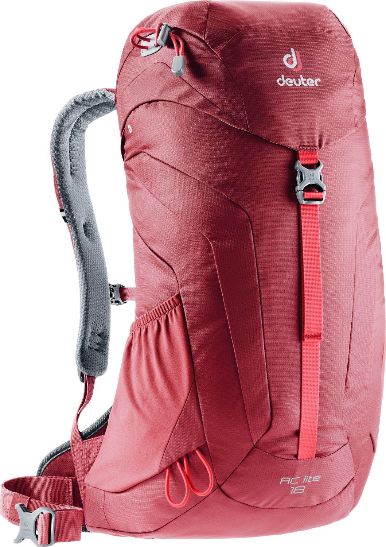 Рюкзак Deuter AC Lite, 3420116_5000, красный, 53 х 30 х 19 см