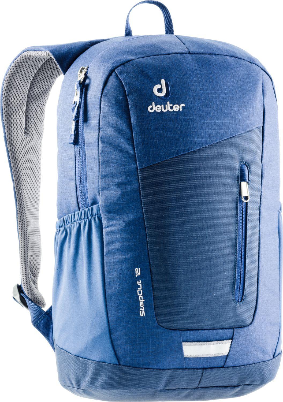 Рюкзак Deuter deuter рюкзак stepout 12 без наполнения сине зеленый