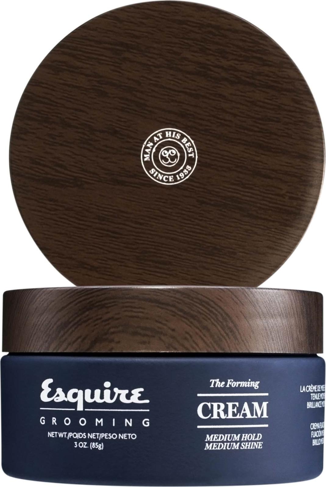 Крем для укладки волос Esquire Grooming, для мужчин, средняя степень фиксации, средний глянец, 85 г
