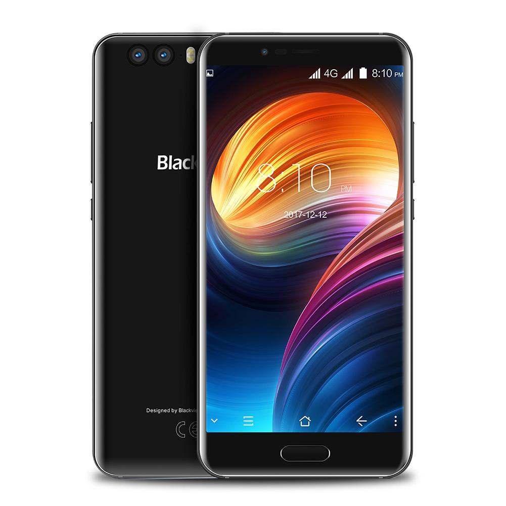 Смартфон Blackview P6000 6/64GB black ubox i828 android mini pc quad core amlogic s802 2g ram 8g rom hdmi in 2 4g 5g mimo wifi bluetooth miracast black