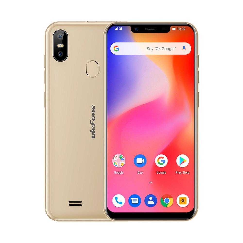 Смартфон Ulefone S10 Pro 2/16GB gold