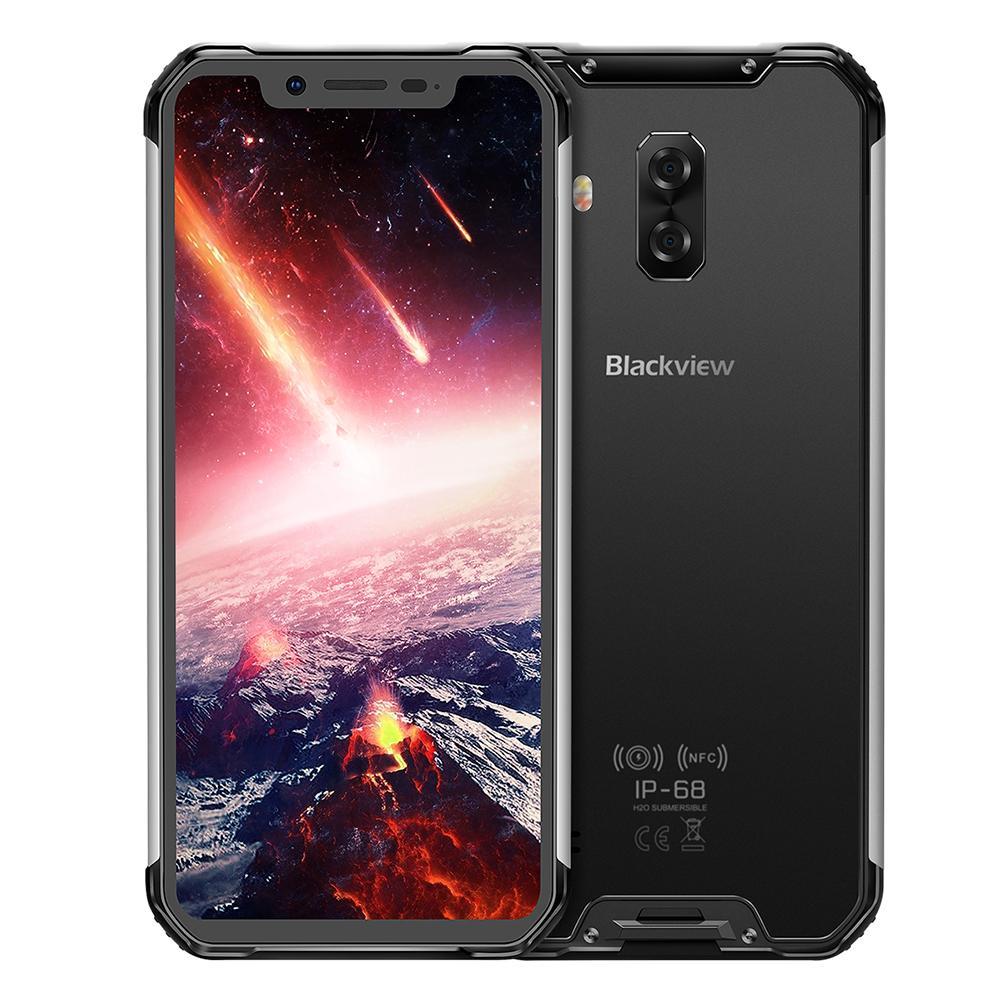 Смартфон Blackview BV9600 Pro 6/128GB silver 315 мгц беспроводная gsm главная охранной охранная сигнализация автоматический номеронабиратель смс сим позвоните нам затыкают
