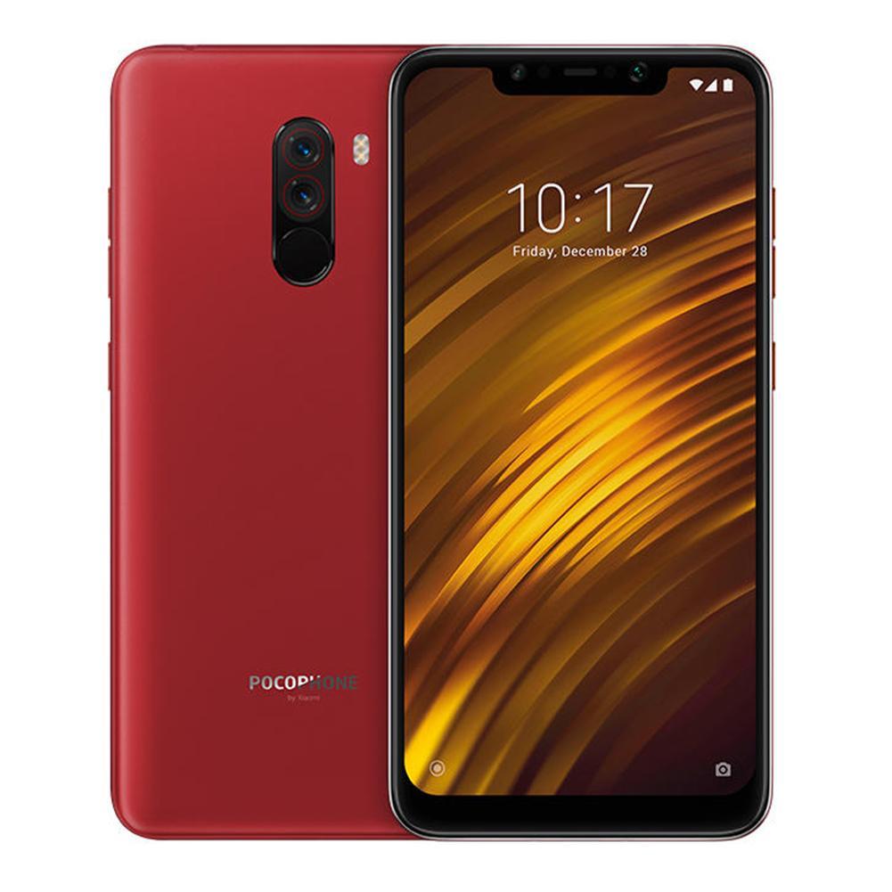 Смартфон Xiaomi Pocophone F1 6/64GB red