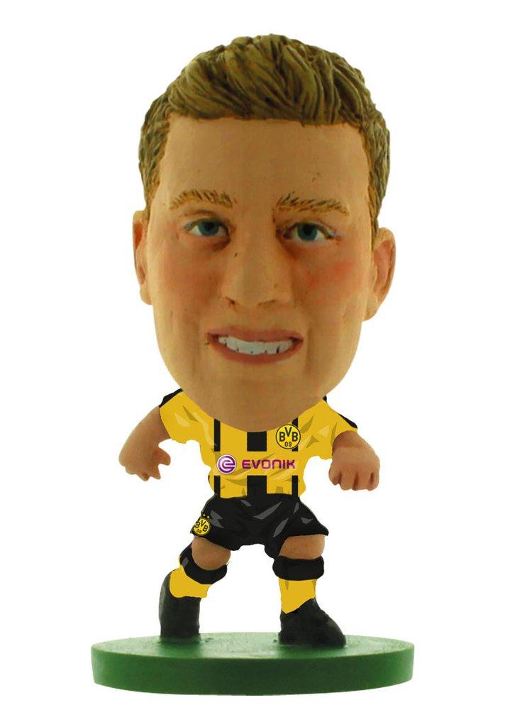 Фигурка Soccerstarz футболиста FC Borussia Dortmund Andre Schurrle Home V-2017, 403429 цена