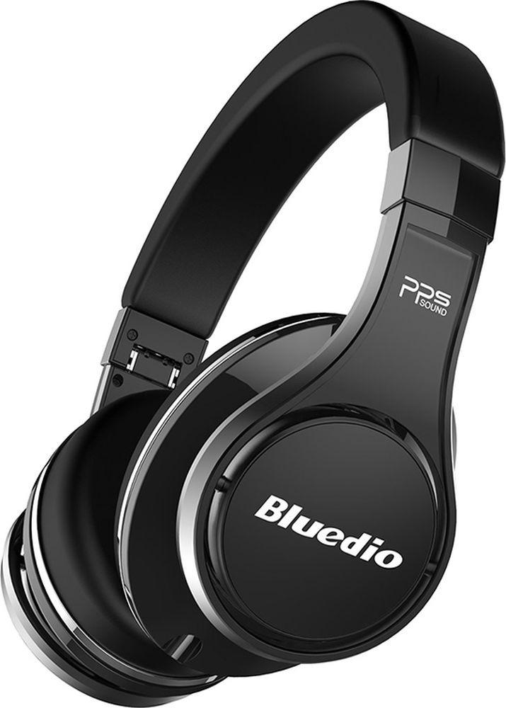 Беспроводные наушники Bluedio U2, черный