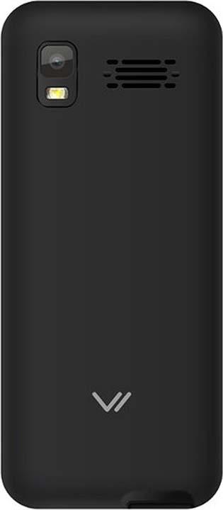 Мобильный телефон Vertex D525, черный