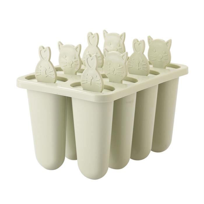 Форма для мороженого MARKETHOT Формы для фруктового льда и мороженого, бежевый