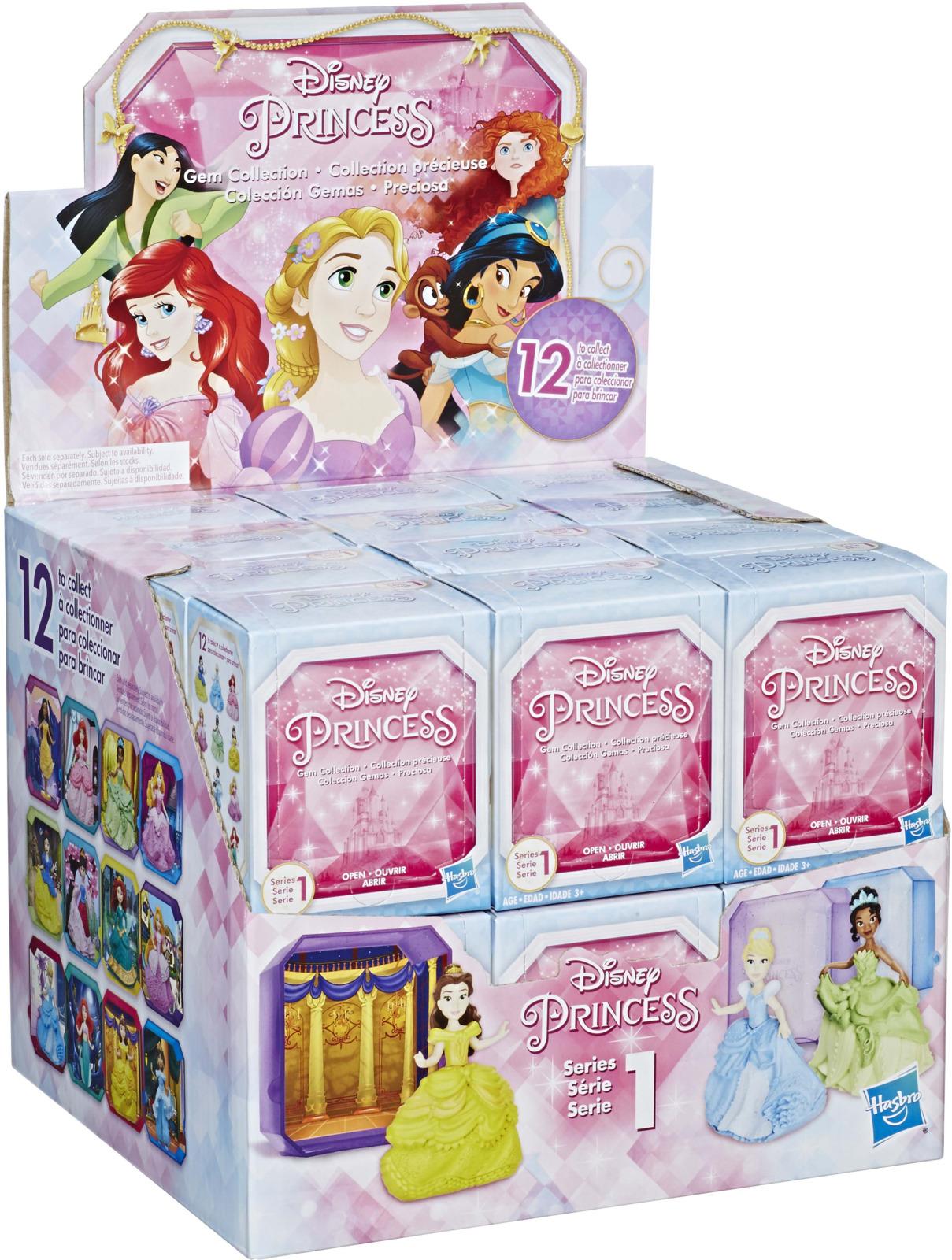 Кукла Disney Princess Small Doll Asst, E3437EU4