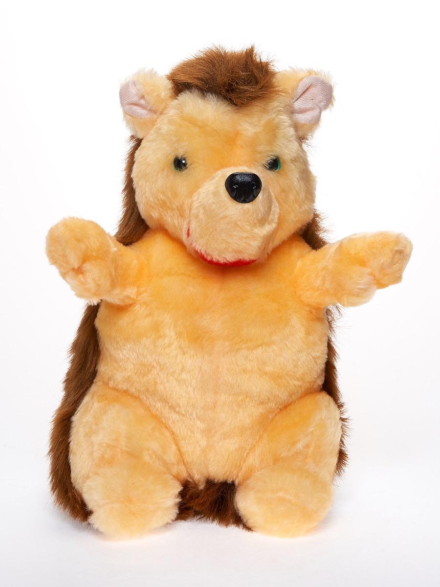 Мягкая игрушка Радомир С638/ежикфикус бежевый, коричневый