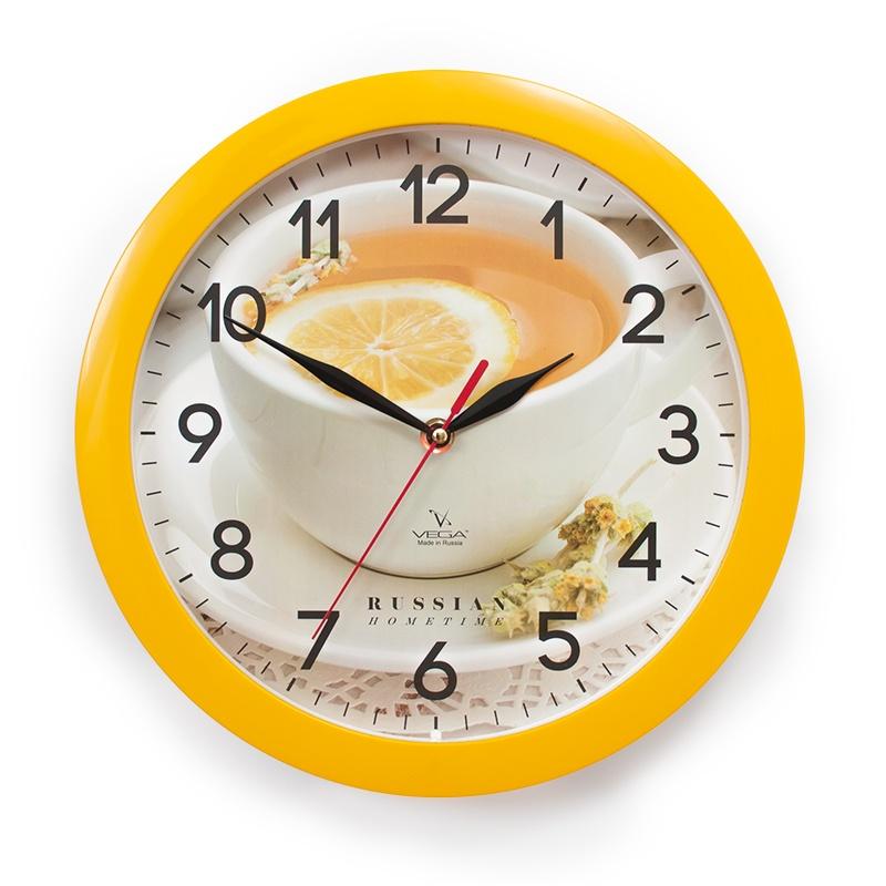 Настенные часы ВЕГА 127259