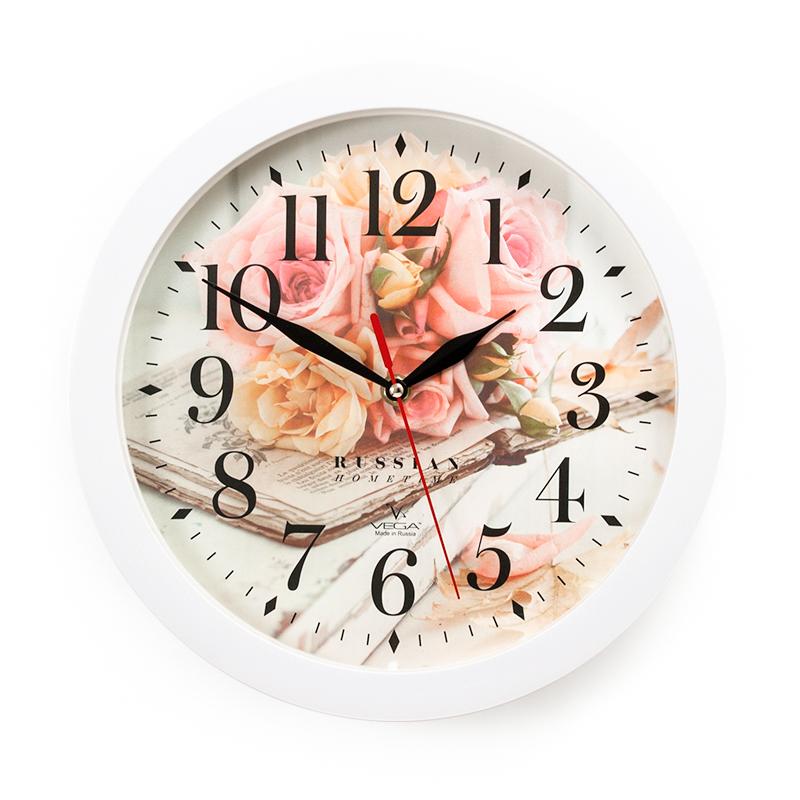Настенные часы ВЕГА 177251