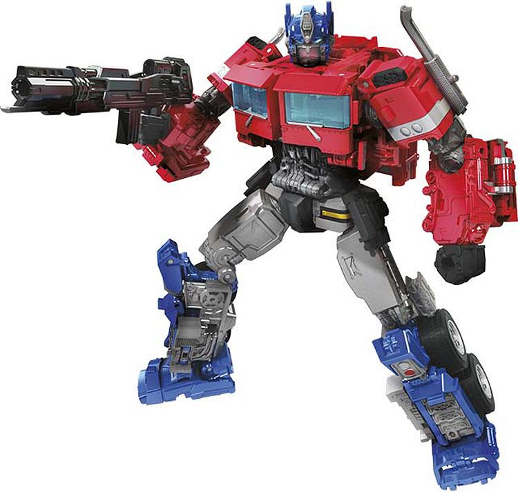 Трансформер Transformers Optimus Prime, E0702 E4629 transformers трансформер evolution optimus prime leader class