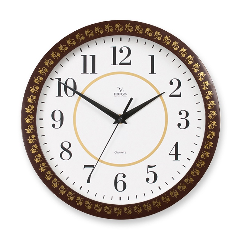 Настенные часы Вега 198127234 настенные часы вега 1666