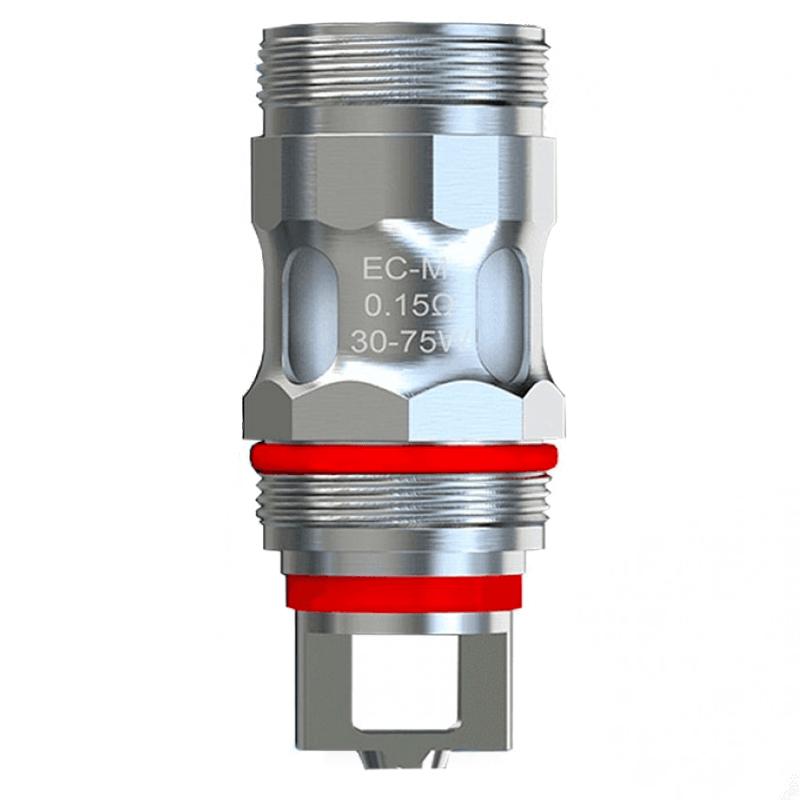 Испаритель Eleaf iJust S EC-M 0.15ohm испаритель eleaf ijust 3 mesh dual coil hw m 0 2ohm