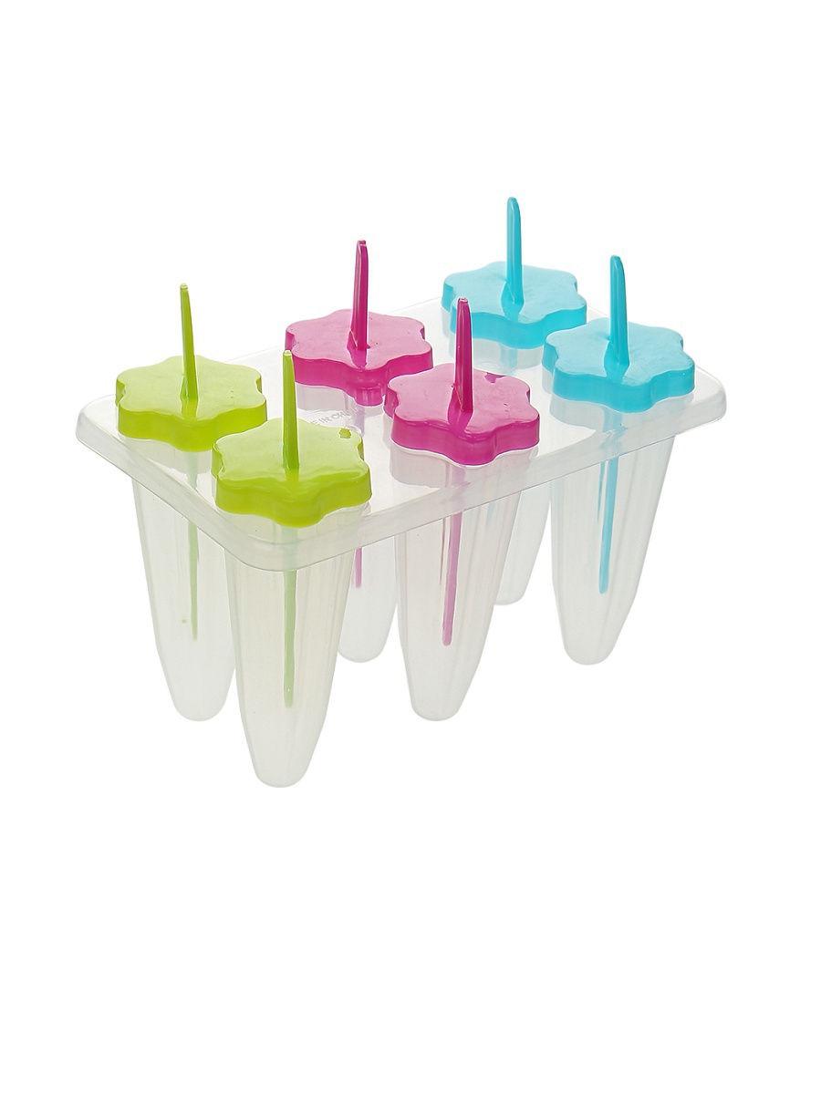 Форма для мороженого MARKETHOT Формы для фруктового льда и мороженого, Пищевой пластик