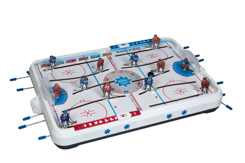Настольная игра ОмЗЭТ Хоккей «Советский» 71х45х9 см недорго, оригинальная цена
