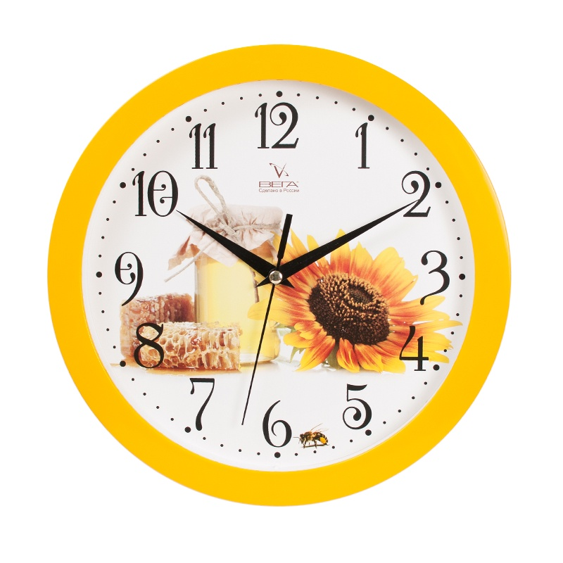 Настенные часы ВЕГА 127118