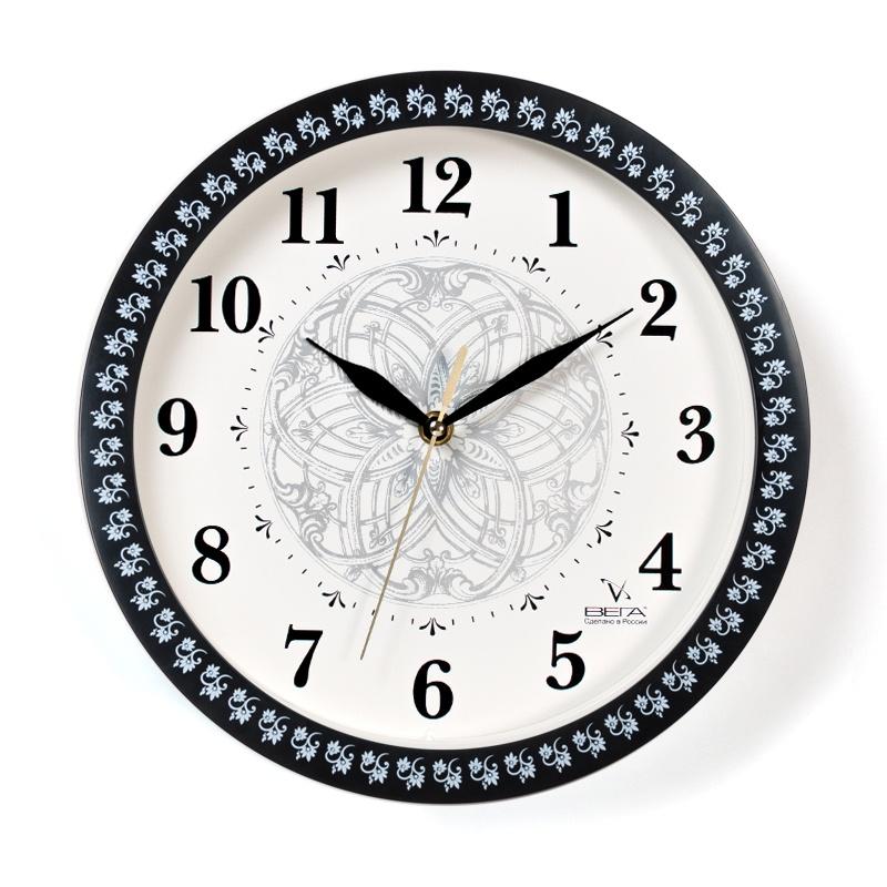 Настенные часы Вега 167127103 настенные часы вега 177250