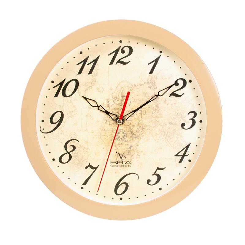 Настенные часы ВЕГА 114797