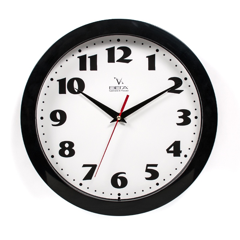 Настенные часы ВЕГА 16645