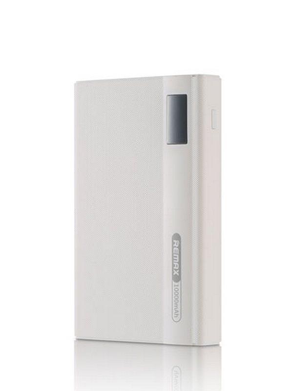 Внешний аккумулятор REMAX RPP-53, белый аккумулятор внешний remax flinc rpp 72