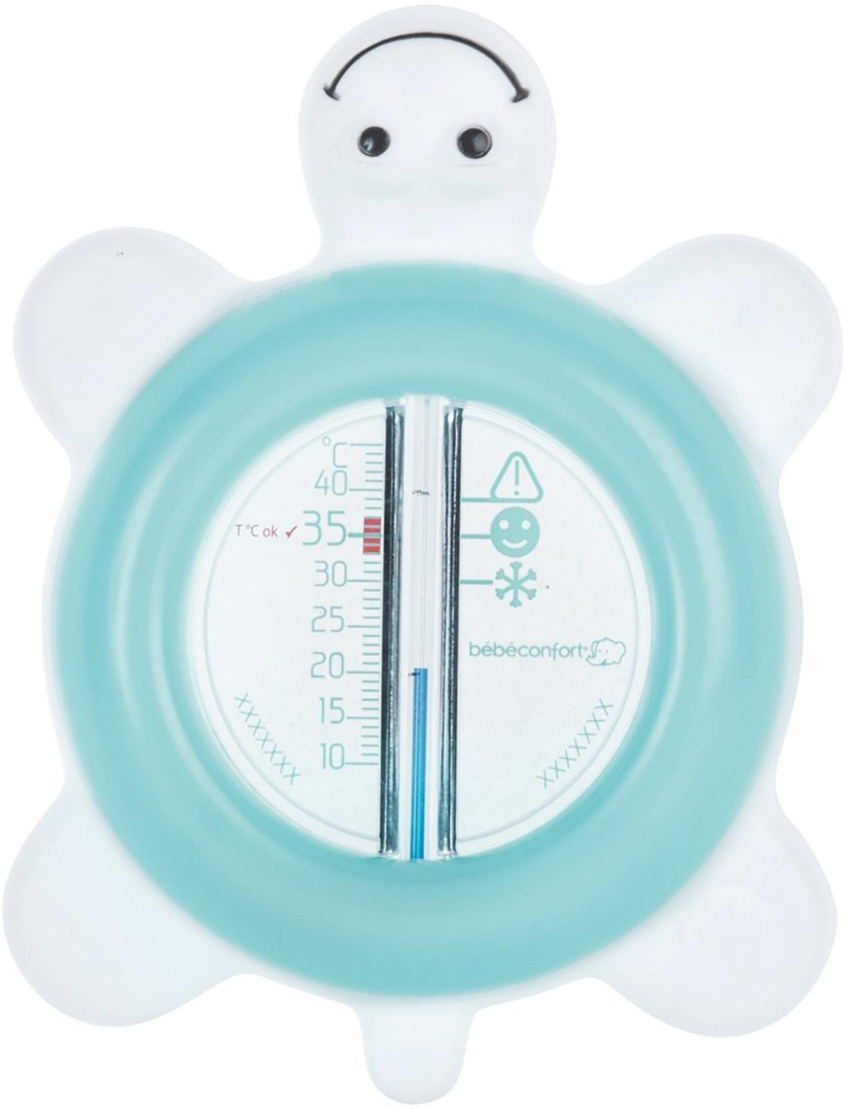 Термометр для воды Bebe Confort Черепашка голубой термометр ramili btd100 duck для ванной