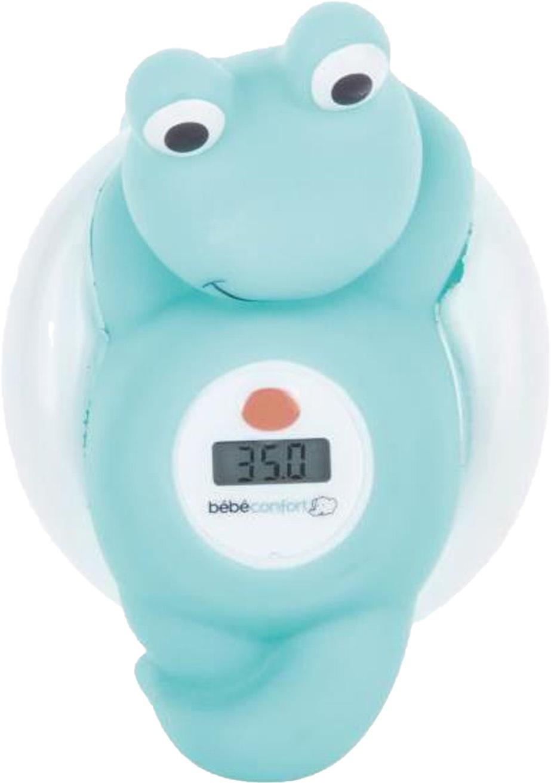 Термометр для воды Bebe Confort Лягушонок голубой цена