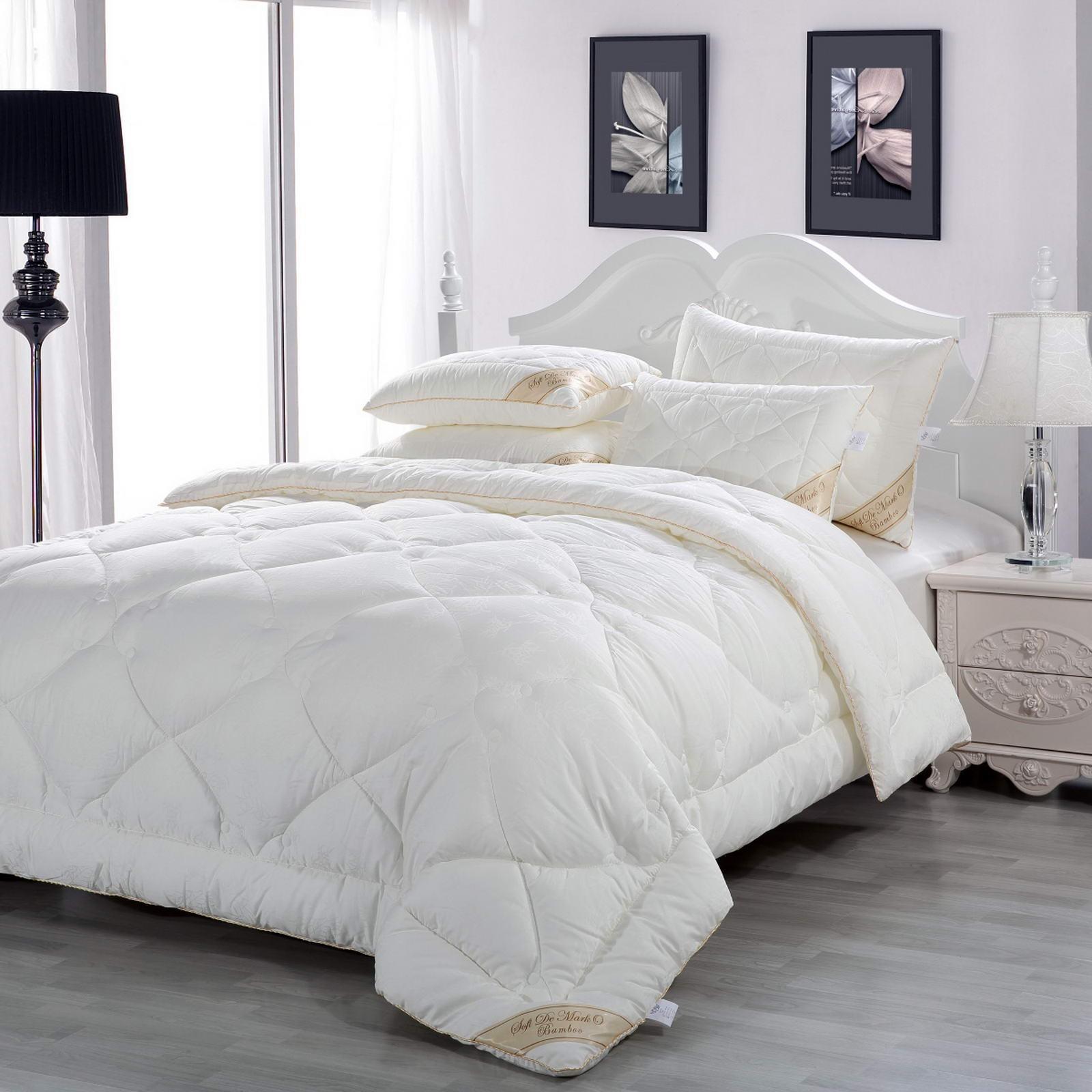 Одеяло Sofi de Marko Бамбук Люкс, белый