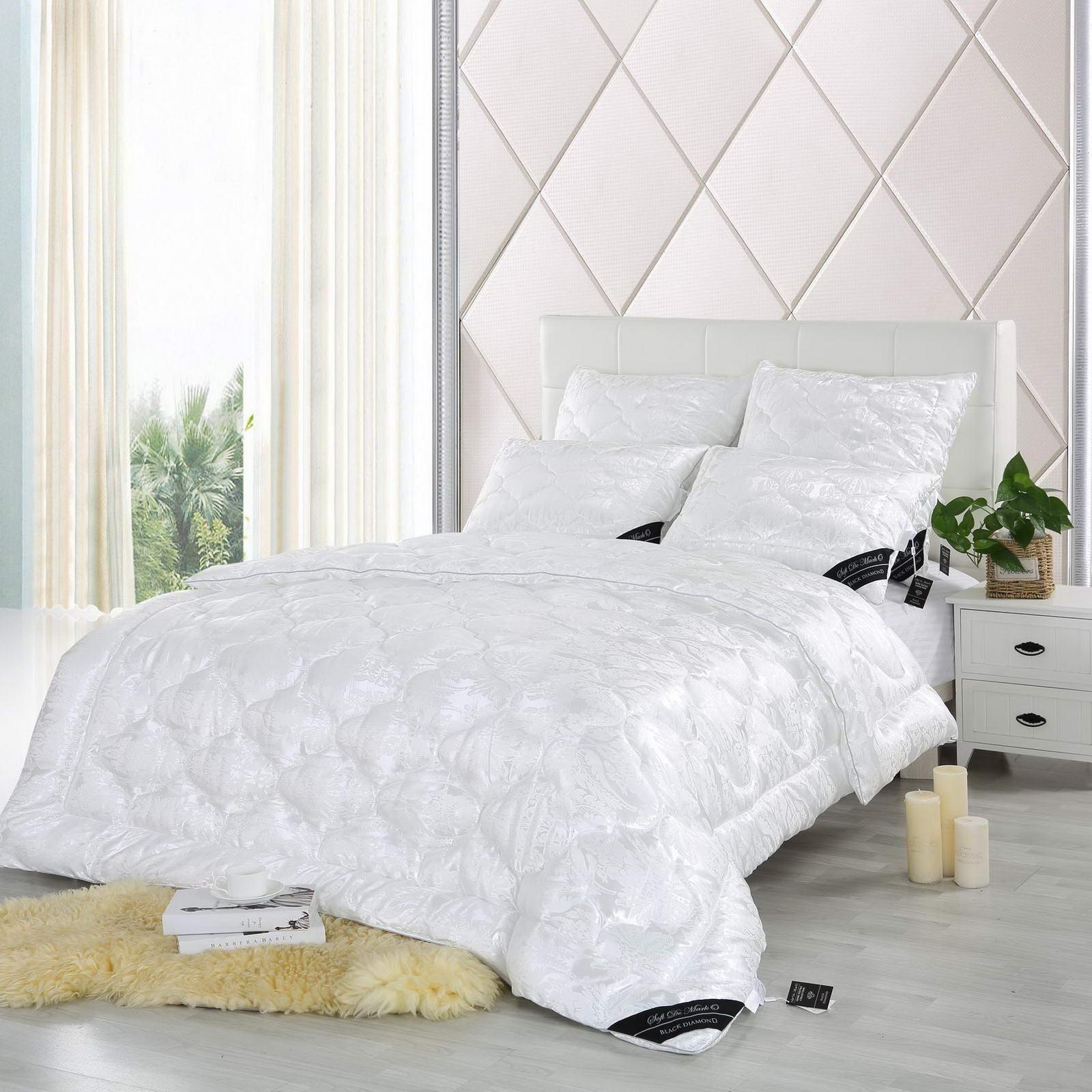 Одеяло Sofi de Marko Black Diamond, белый