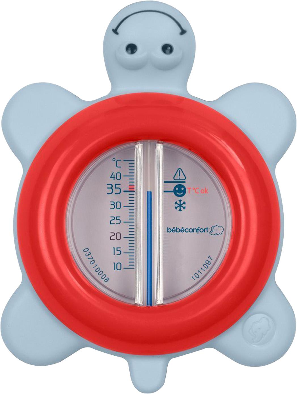 Термометр для воды Bebe Confort Черепашка красный