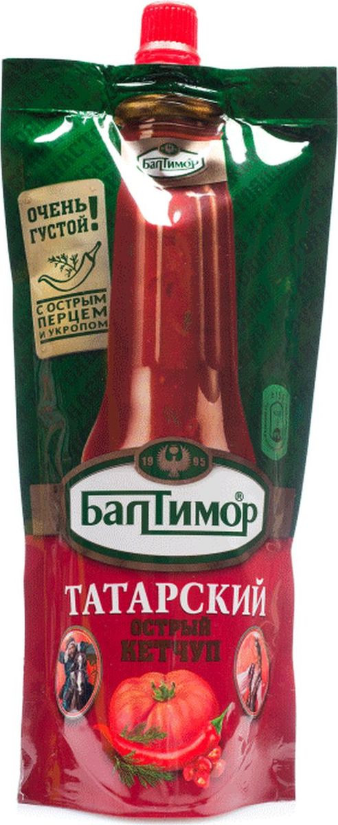 Балтимор Кетчуп Татарский, 260 г Балтимор