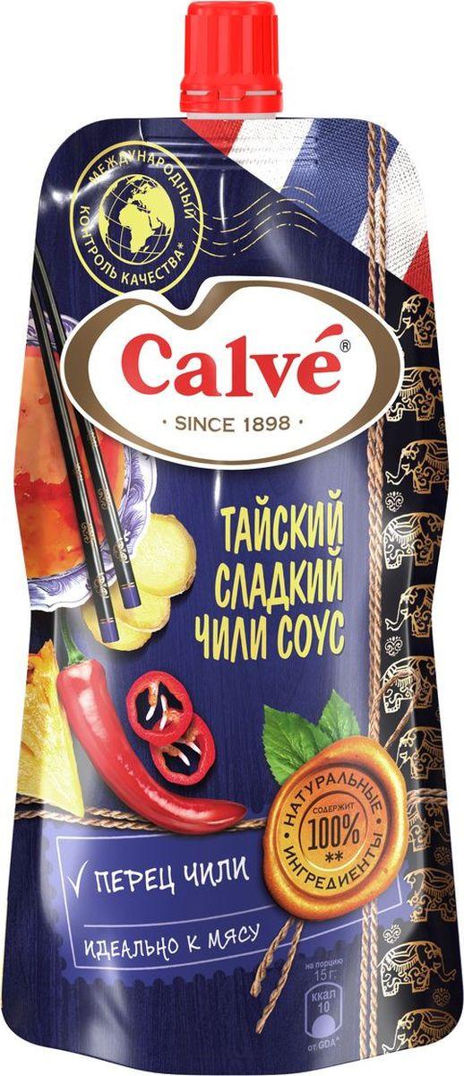 Соус Calve Тайский сладкий чили, 230 г