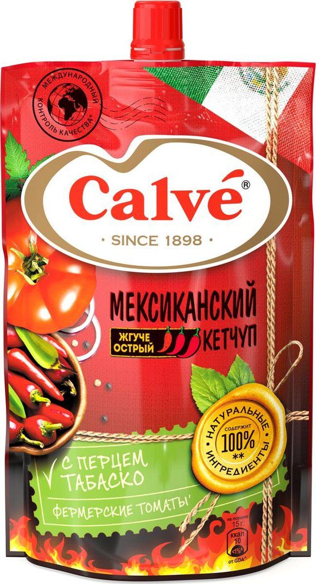 Кетчуп Calve Мексиканский, 350 г