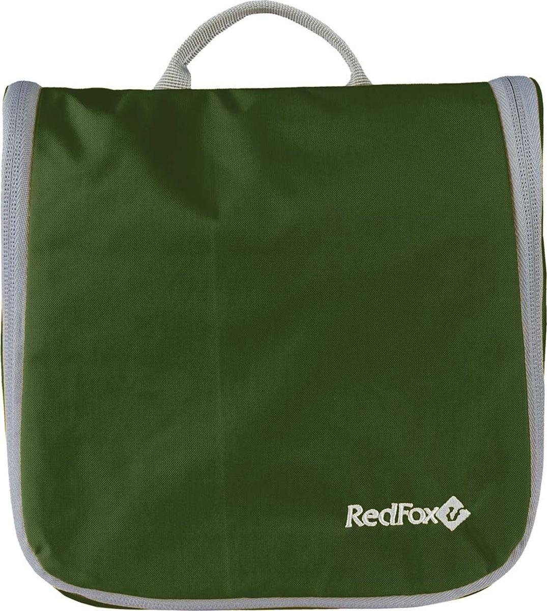 цены на Сумка дорожная Red Fox Voyager L, 1046752, темно-зеленый, 44 х 20 х 8 см  в интернет-магазинах
