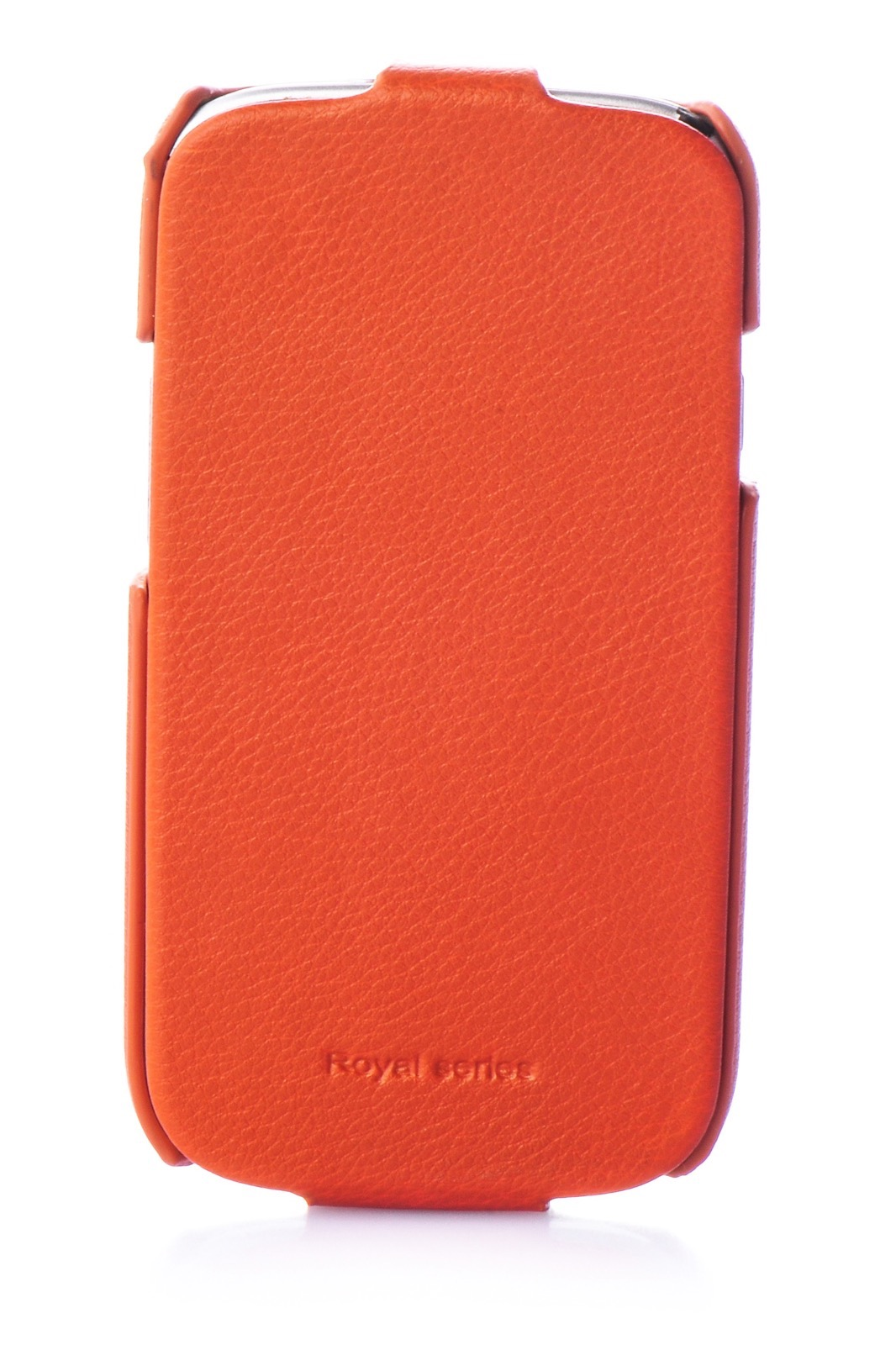 Чехол для сотового телефона Hoco Чехол книжка экокожа 380172 для Samsung S3, оранжевый