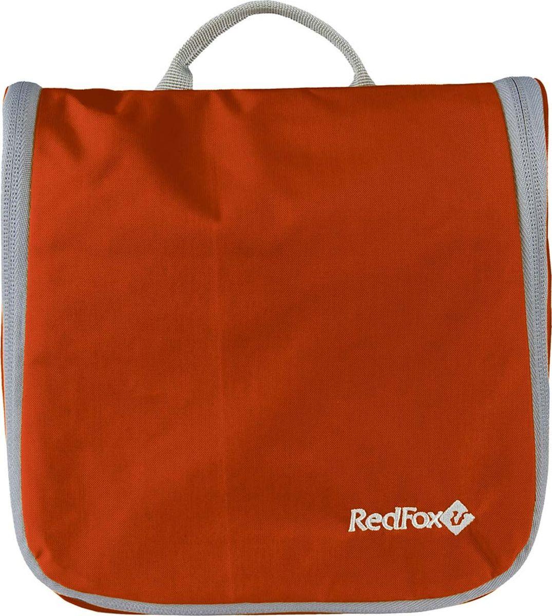 Сумка дорожная Red Fox Voyager L, 1046752, оранжевый, 44 х 20 х 8 см сарафан fox hd