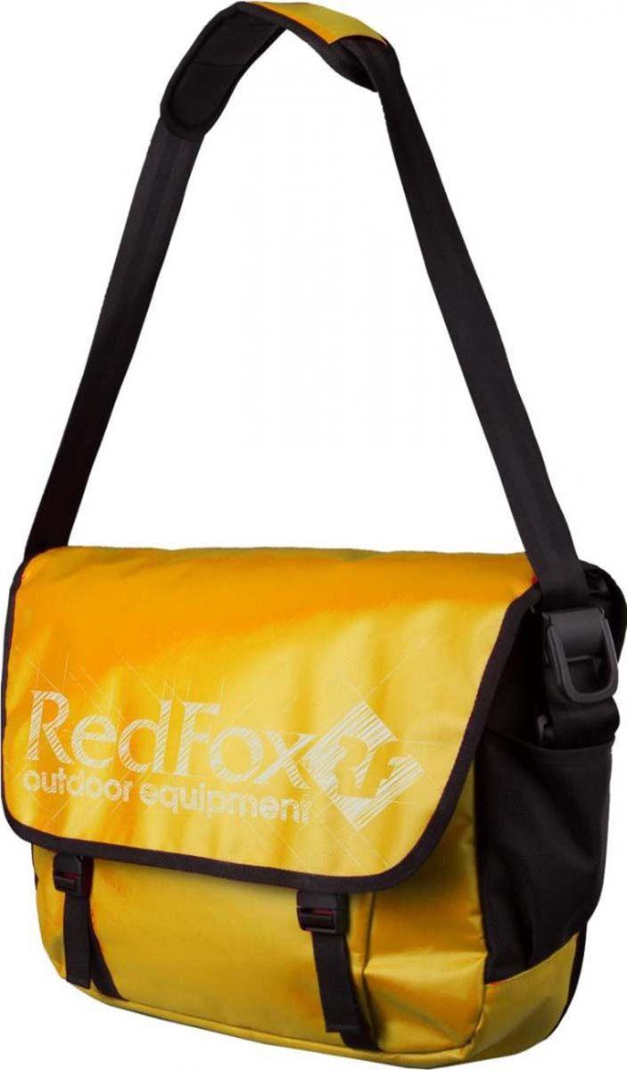 Сумка дорожная Red Fox Big Messenger, 1038748, желтый, 30 л цена и фото
