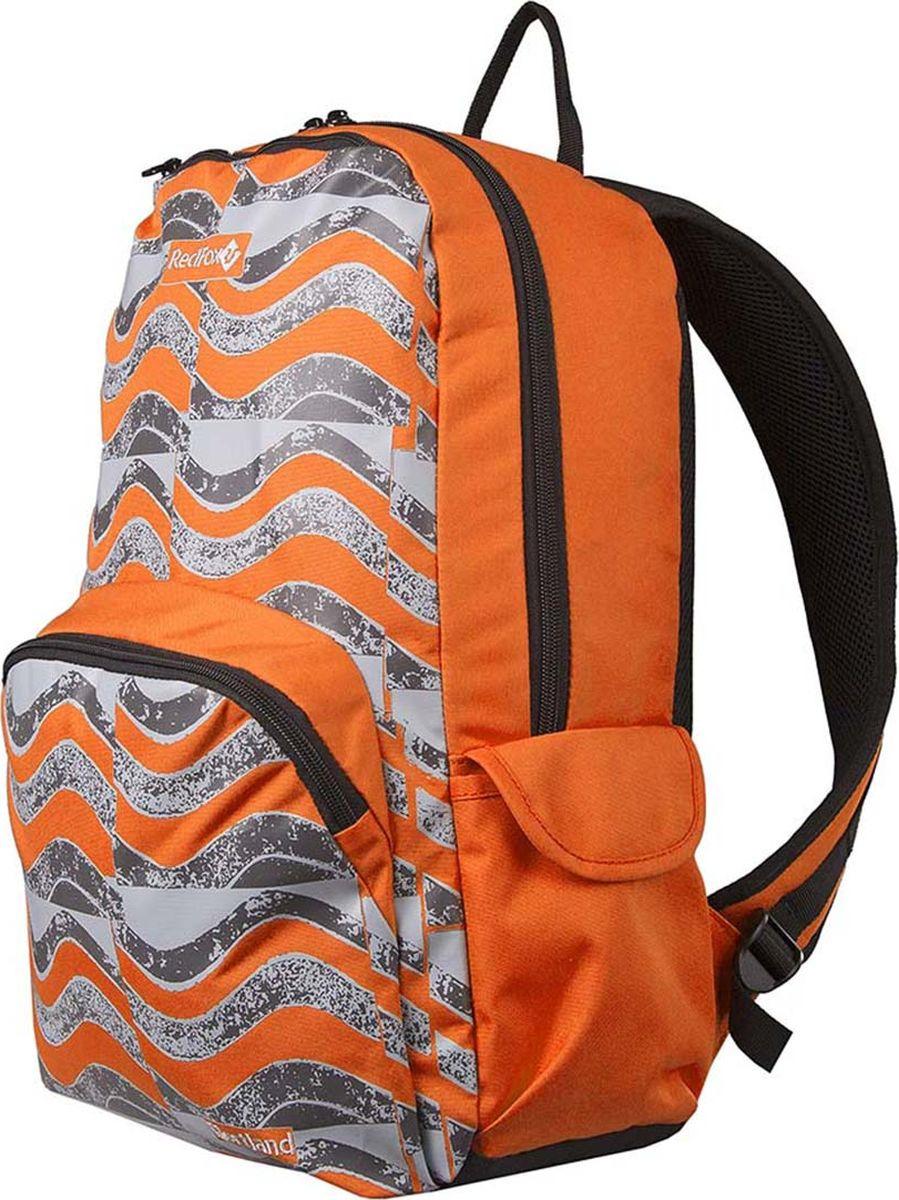 Рюкзак Red Fox red fox рюкзак compact 17
