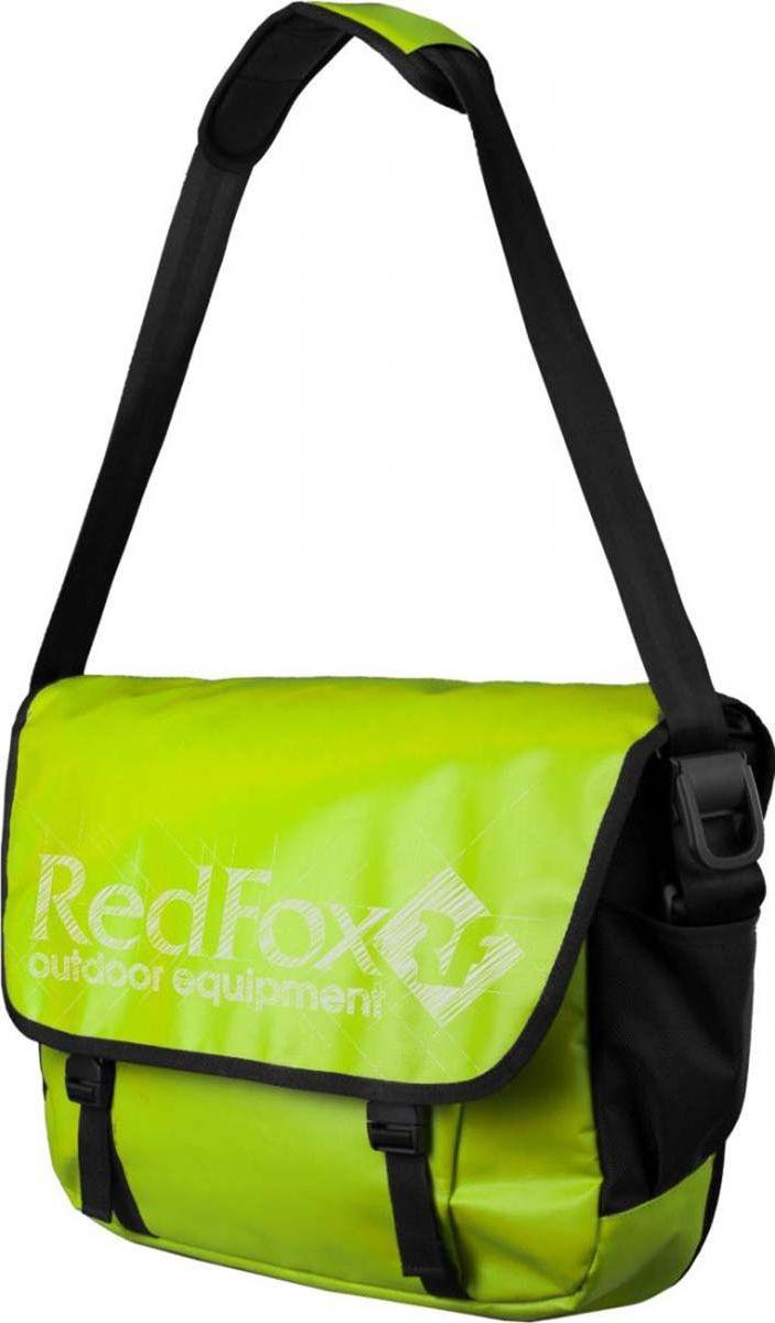 цены на Сумка дорожная Red Fox Big Messenger, 1038748, светло-зеленый, 30 л  в интернет-магазинах