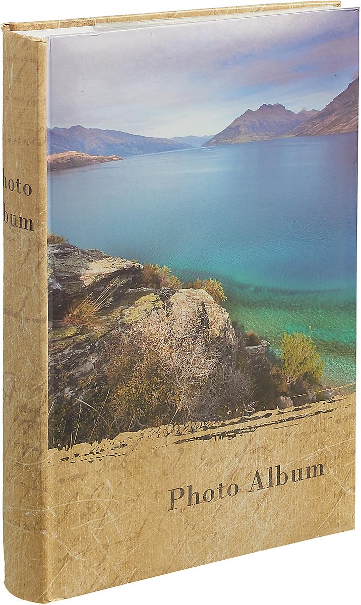 Фотоальбом Platinum Озера, на 300 фото, С-46300RCL, светло-зеленый фотоальбом platinum свидание 1 на 200 фото pp 46200s 21430
